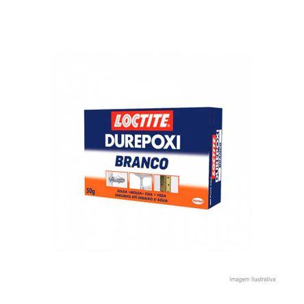 Adesivo Resinado Durepoxi 50g Branco Loctite