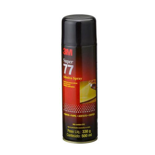 Adesivo Spray 77lt 330g  3m - HB004025829 - 3M