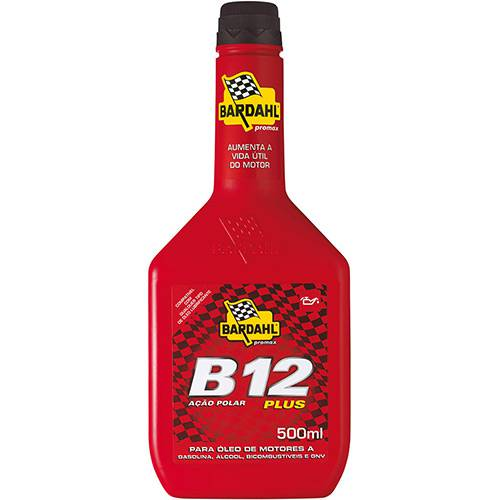 Tudo sobre 'Aditivo Bardahl B12 Plus'
