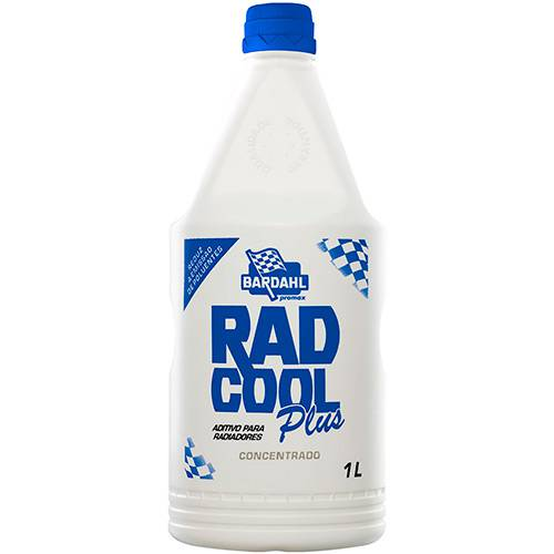 Tudo sobre 'Aditivo Bardahl Rad Cool Plus 1 Litro'