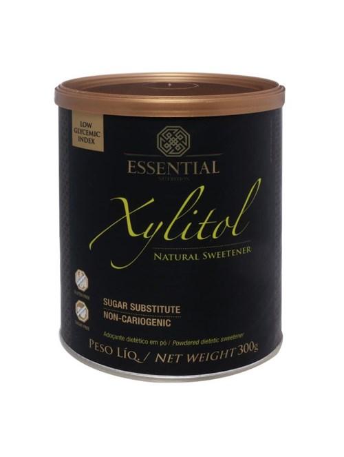 Adoçante em Pó Xylitol Essential Nutrition 300g