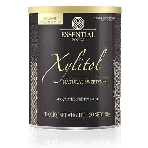 Adoçante Essential Nutrition Xylitol com 300g