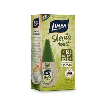 Tudo sobre 'Adoçante Linea Stevia'