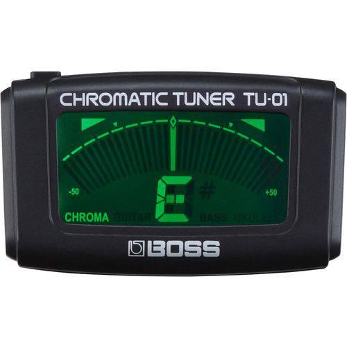 Tudo sobre 'Afinador Digital Boss Tu-1'