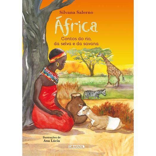 Tudo sobre 'Africa - Girassol'