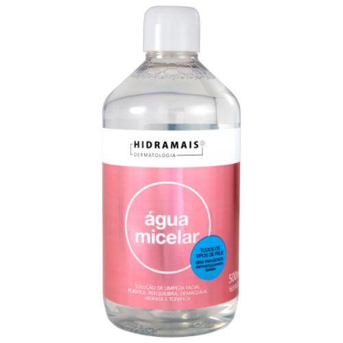 Água Micelar 500 ML - HIDRAMAIS