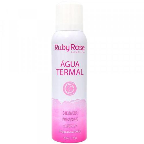 Água Termal 150ml Ruby Rose - Lançamento