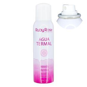 Água Termal Ruby Rose 150ml -140g