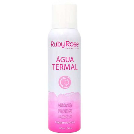 Água Termal Ruby Rose 150ml HB 305