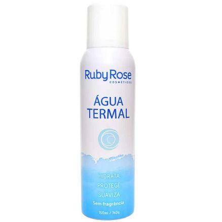 Água Termal Ruby Rose Sem Fragrâcia 150ml HB 306
