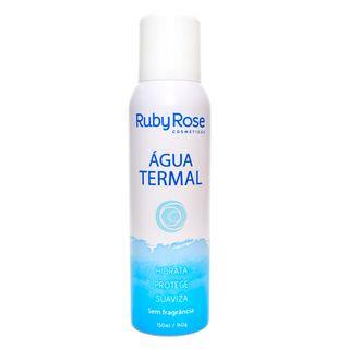 Água Termal Sem Frâgancia Ruby Rose 150ml