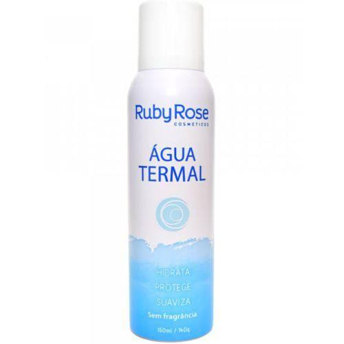 Água Termal Sem Fragrância Hb 306 - Ruby Rose