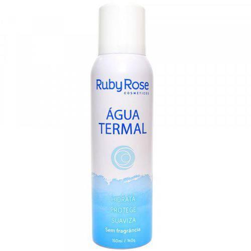 Água Termal Sem Fragrância Ruby Rose Hb-306