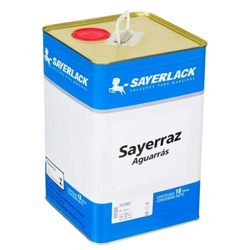 Aguarrás 18L Sayerlack