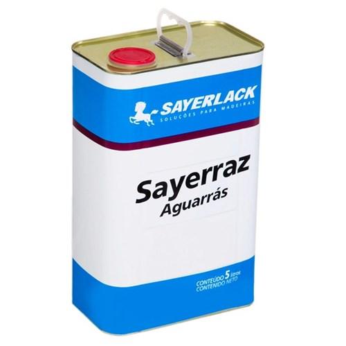 Aguarrás 5L Sayerlack