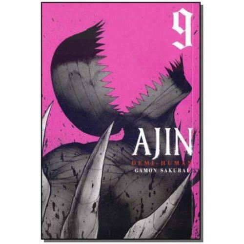 Tudo sobre 'Ajin: Demi-human Vol. 9'