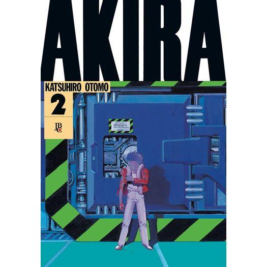 Tudo sobre 'Akira 2 - Jbc'