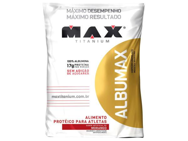 Albumax 100 500g - Max Titanium