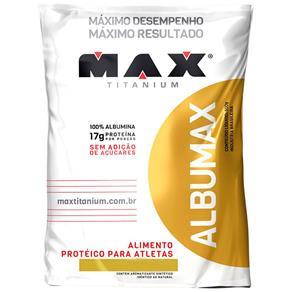 Albumax 500g - Max Titanium - Baunilha