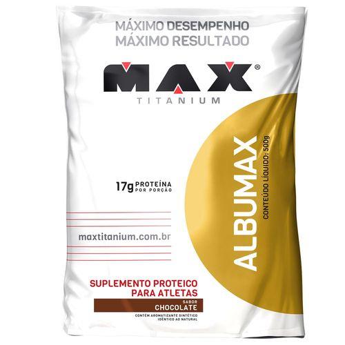 Albumax - 500G - Max Titanium