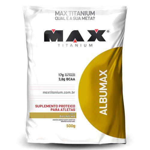 Albumax - (500g) - Max Titanium