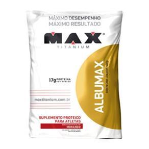 Albumax Max Titanium 100% - 500g - Morango