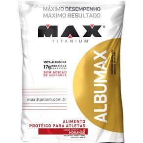 Albumax (Max Titanium) - 500Grs - Morango - MORANGO