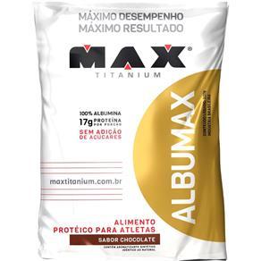 Albumax Sc Max Titanium - 500g - Baunilha