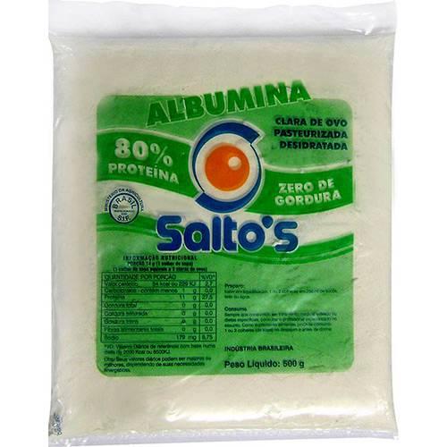Tudo sobre 'Albumina (500g)'