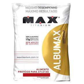 Albumina Albumax 100% 500G Max Titanium - Chocolate