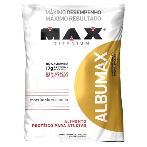 Albumina Albumax 100 - Max Titanium - 500g