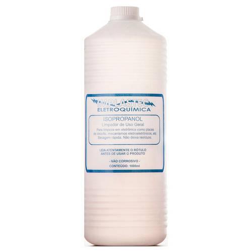 Alcool Isopropilico Implastec 99,8 1000ml