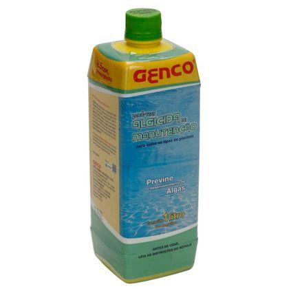 Algicida de Manutenção 1 Litro Genco 1 Litro