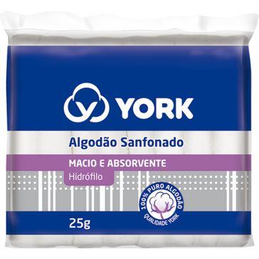 Tudo sobre 'Algodão York - 25G'