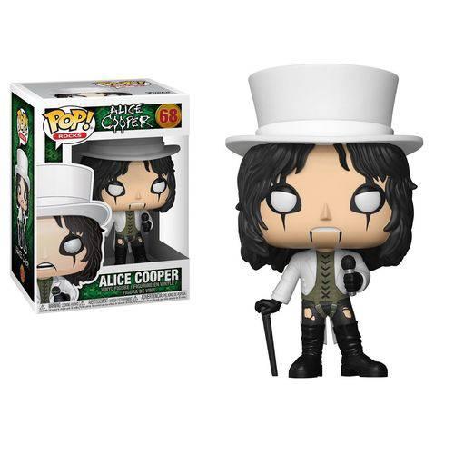 Tudo sobre 'Alice Cooper - Funko Pop Rocks'