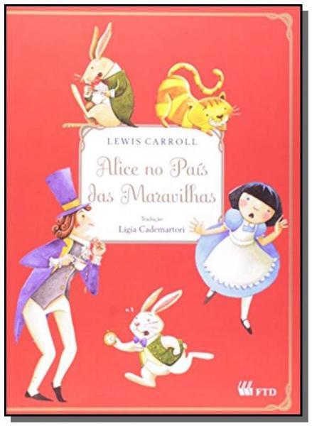 Alice no Pais das Maravilhas  08 - Ftd