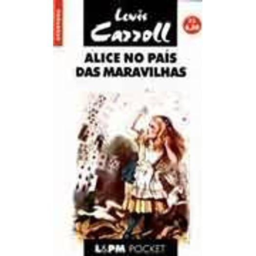 Alice no Pais das Maravilhas - 143 - Lpm Pocket