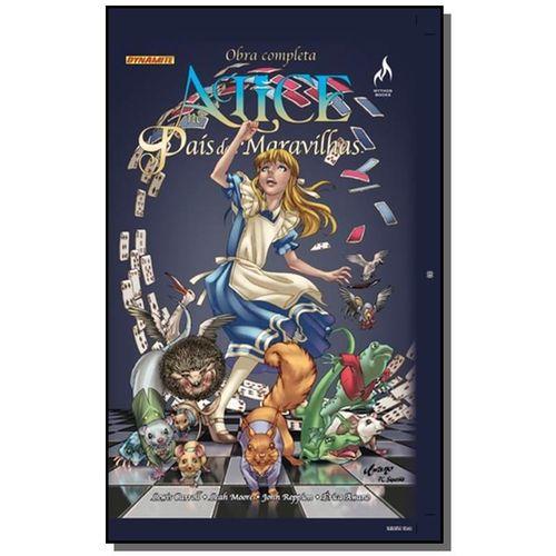 Alice no Pais das Maravilhas22