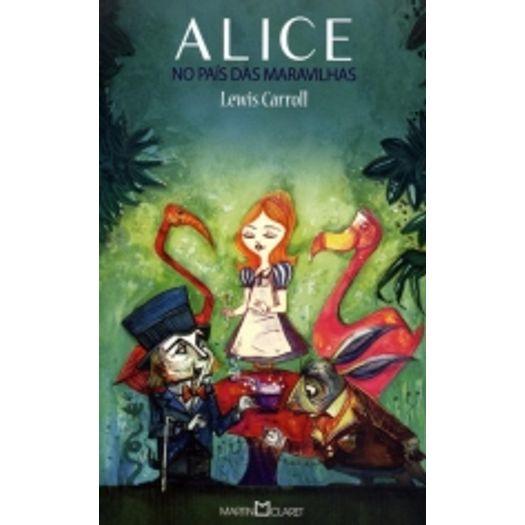 Alice no Pais das Maravilhas - 228 - Martin Claret