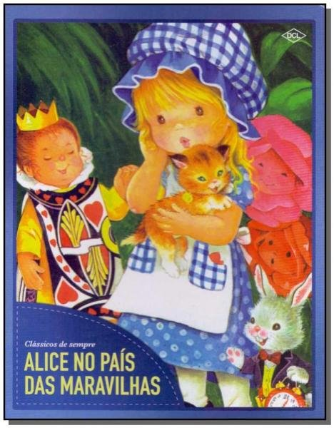 Alice no País das Maravilhas (Dcl)
