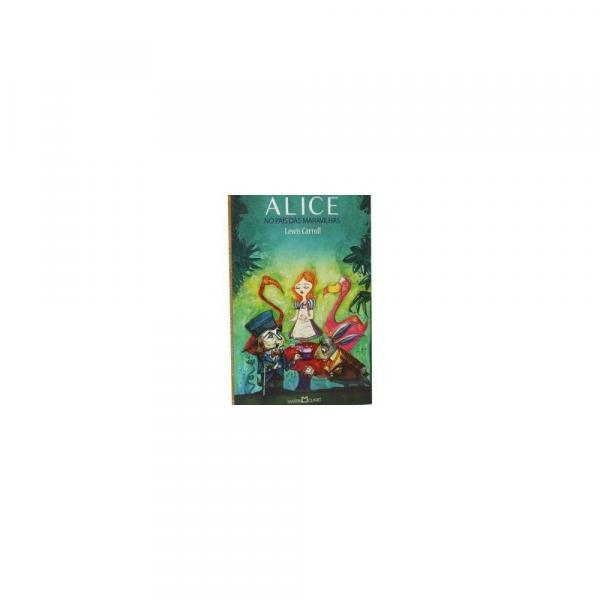 Alice no Pais das Maravilhas - Editora