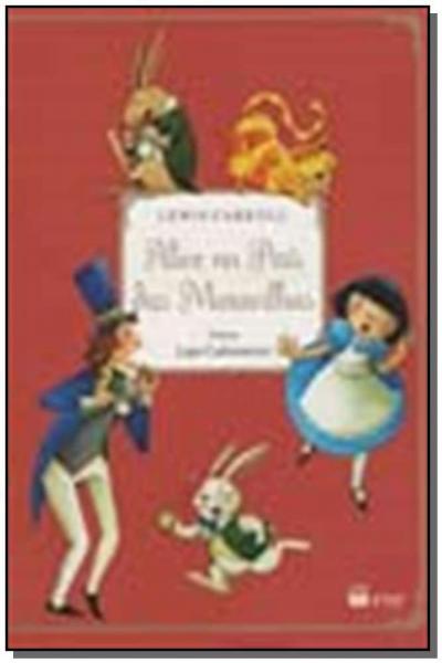 Alice no País das Maravilhas - Ftd (paradidaticos)