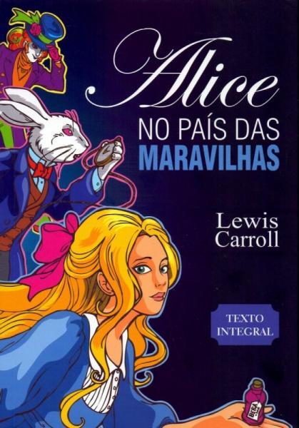 Alice no País das Maravilhas - Giz