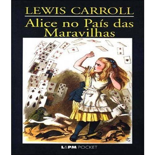 Alice no Pais das Maravilhas - Pocket