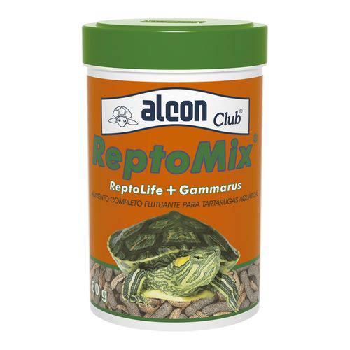 Tudo sobre 'Alimento Reptomix Alcon Club 60g'