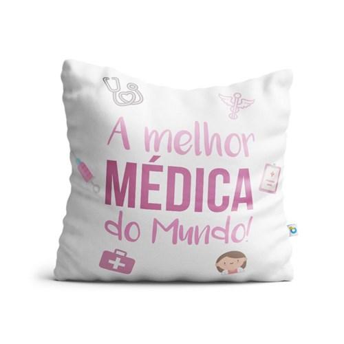 Almofada a Melhor Médica do Mundo