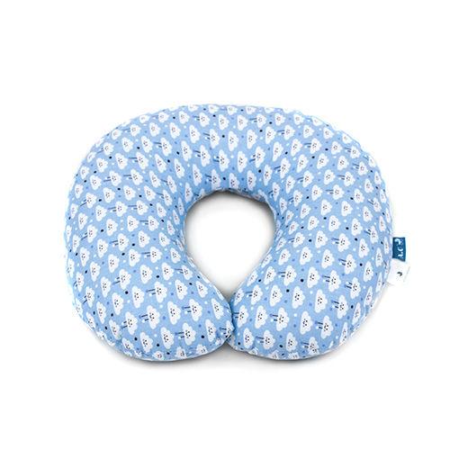 Almofada de Pescoço para Bebê - Nuvenzinha Azul