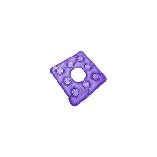 Almofada Gel Quadrada Caixa de Ovo com Orifício Bioflorence