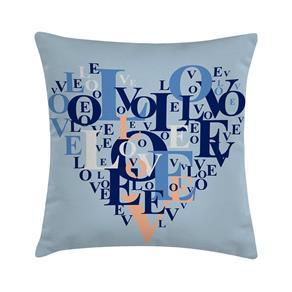 Almofada Love - 45x45 Cm