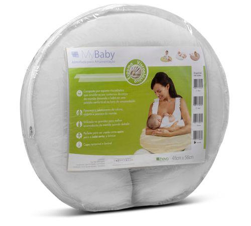Tudo sobre 'Almofada para Amamentação My Baby - 48x56 - Branca Branca'